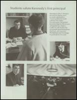 1970 John F. Kennedy Memorial High School Yearbook Page 16 & 17
