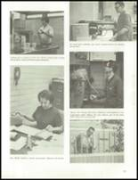 1970 John F. Kennedy Memorial High School Yearbook Page 22 & 23