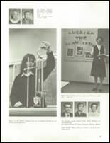 1970 John F. Kennedy Memorial High School Yearbook Page 30 & 31