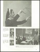 1970 John F. Kennedy Memorial High School Yearbook Page 32 & 33
