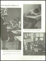 1970 John F. Kennedy Memorial High School Yearbook Page 34 & 35