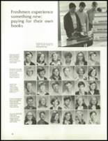 1970 John F. Kennedy Memorial High School Yearbook Page 42 & 43