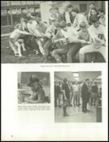 1970 John F. Kennedy Memorial High School Yearbook Page 52 & 53