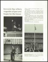 1970 John F. Kennedy Memorial High School Yearbook Page 54 & 55