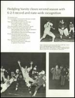 1970 John F. Kennedy Memorial High School Yearbook Page 56 & 57