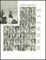 1970 John F. Kennedy Memorial High School Yearbook Page 72 & 73