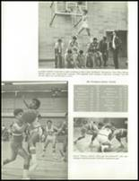 1970 John F. Kennedy Memorial High School Yearbook Page 80 & 81