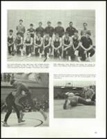 1970 John F. Kennedy Memorial High School Yearbook Page 82 & 83