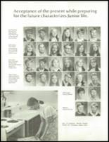 1970 John F. Kennedy Memorial High School Yearbook Page 92 & 93