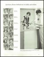 1970 John F. Kennedy Memorial High School Yearbook Page 94 & 95
