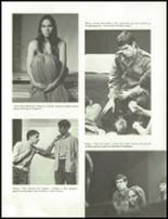 1970 John F. Kennedy Memorial High School Yearbook Page 106 & 107