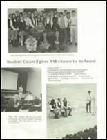 1970 John F. Kennedy Memorial High School Yearbook Page 108 & 109
