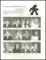 1970 John F. Kennedy Memorial High School Yearbook Page 114 & 115