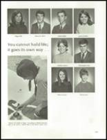 1970 John F. Kennedy Memorial High School Yearbook Page 118 & 119