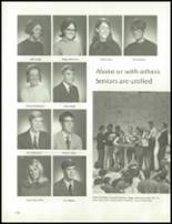 1970 John F. Kennedy Memorial High School Yearbook Page 120 & 121