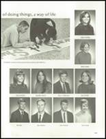 1970 John F. Kennedy Memorial High School Yearbook Page 122 & 123