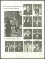 1970 John F. Kennedy Memorial High School Yearbook Page 124 & 125