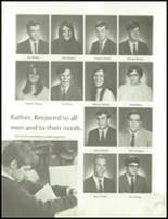 1970 John F. Kennedy Memorial High School Yearbook Page 128 & 129