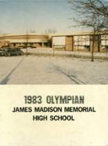 1983 Yearbook James Madison Memorial High School
