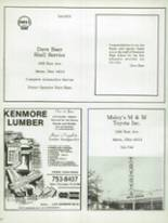 1977 Kenmore High School Yearbook Page 152 & 153