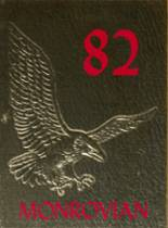 1982 Yearbook Monroe High School
