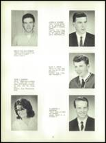 1966 Northland High School Yearbook Page 16 & 17