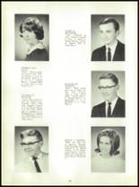1966 Northland High School Yearbook Page 20 & 21