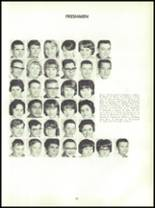 1966 Northland High School Yearbook Page 30 & 31