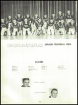 1966 Northland High School Yearbook Page 52 & 53