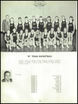 1966 Northland High School Yearbook Page 56 & 57