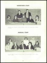 1966 Northland High School Yearbook Page 68 & 69