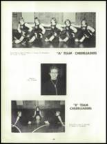1966 Northland High School Yearbook Page 70 & 71