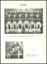 1966 Northland High School Yearbook Page 72 & 73