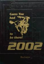 2002 Yearbook Goodland High School