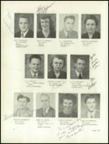 1950 Clarion High School Yearbook Page 12 & 13