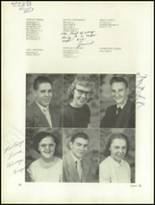 1950 Clarion High School Yearbook Page 24 & 25