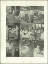 1950 Clarion High School Yearbook Page 30 & 31