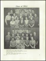1950 Clarion High School Yearbook Page 34 & 35