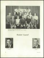 1950 Clarion High School Yearbook Page 60 & 61