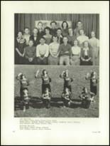1950 Clarion High School Yearbook Page 66 & 67