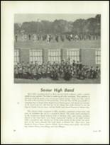 1950 Clarion High School Yearbook Page 70 & 71