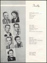 1953 Unity High School Yearbook Page 10 & 11