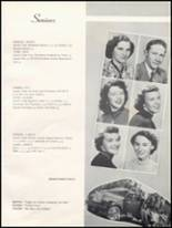 1953 Unity High School Yearbook Page 12 & 13