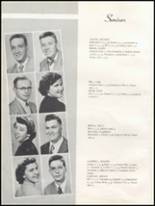 1953 Unity High School Yearbook Page 14 & 15