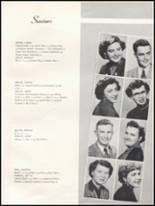 1953 Unity High School Yearbook Page 16 & 17