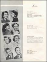 1953 Unity High School Yearbook Page 18 & 19