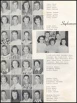 1953 Unity High School Yearbook Page 22 & 23
