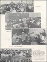 1953 Unity High School Yearbook Page 34 & 35