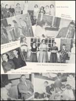 1953 Unity High School Yearbook Page 36 & 37