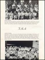 1953 Unity High School Yearbook Page 40 & 41